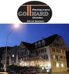 Abfahrtstabelle: Arth-Goldau am Freitag 01.11.2019 20:35