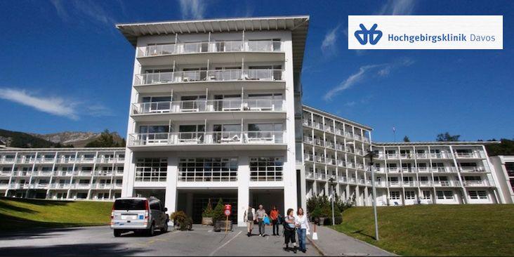 Job / Stellenangebot von Hochgebirgsklinik Davos als Mitarbeiter/-in ...